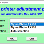 RX500 RX510