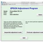 Epson PM310