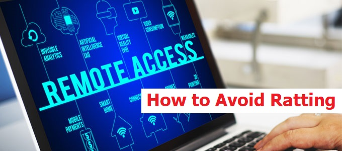 How to Avoid Ratting